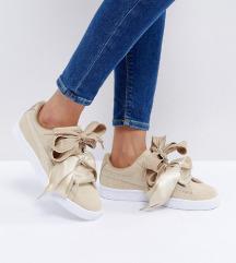 PUMA bež čevlji