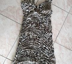 Obleka tigrasta