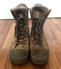 Converse All Star usnjeni škornji