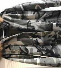 Zimska parka bunda