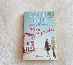 SOPHIE KINSELLA - Hiša na prodaj