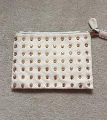 ZARA pisemska torbica (mpc 25€)