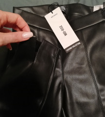 Nove Zara usnjene hlače