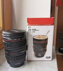 Termovka za kavo - foto objektiv
