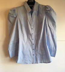 Modra srajca  H&M 38/40