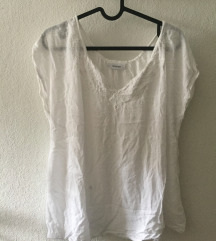 Bela poletna srajčka/majčka