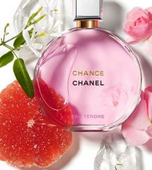 Chanel chance  EAU TENDRE100 ml