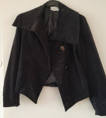 Semiš blazer/jakna