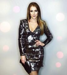 Glitter obleka
