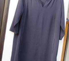 Yessica modra obleka