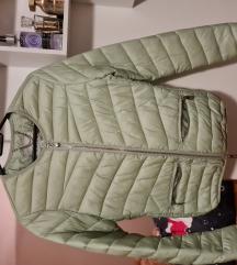 Mint prehodna prešita jakna