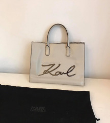 REZ. Karl Lagerfeld orig. velika torbica - mpc 320