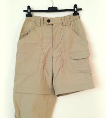 ZNIŽ.Kilimanjaro pohodne hlače 2v1 (MPC 100€+)