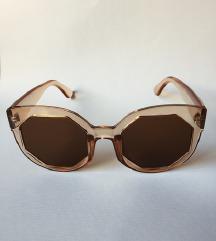 Bež sončna očala