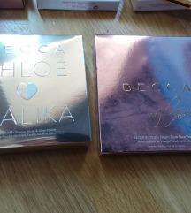 AKCIJA: Becca x Chrissy, Becca x Khloe palete