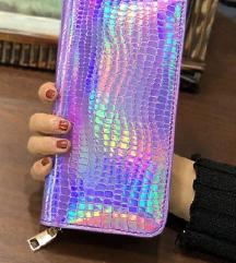 Hologram denarnica