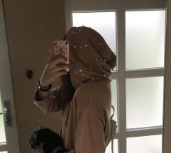 Zara pulover cropped