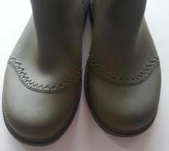 zeleni škornji