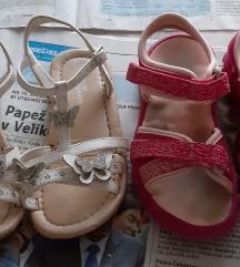 Otroški čevlji, sandali, št. 26-27