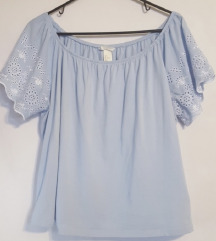 H&m modra majica
