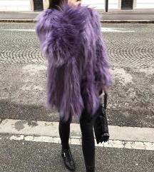 Mango fur jacket