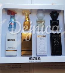 ★ MOSCHINO set parfumov ★