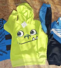 Nova otroška oblačila za fanta 98, 104, 110, 116