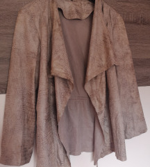 Semiš jakna