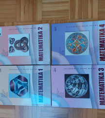 MATEMATIKA - učbeniki, zbirke nalog