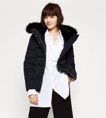 Kratka zimska bunda Zara XS