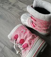 Dekliški Sorel škornji