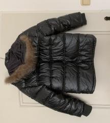 ZNIŽANA!! Zimska jakna pravo krzno