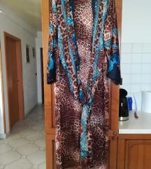 Poletna zenska halja svilena