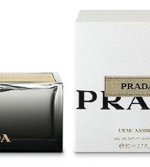 Original parfum Prada l'eau ambree