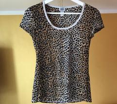 Dolce Gabbana originalna majica gepard vzorec