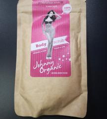Johnny Organic solni piling za telo