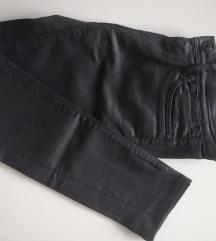 Pepe jeans usnjene hlače