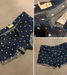 Kratke jeans hlače -stars