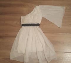 Bela oblekica S-M