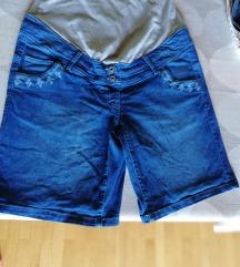 Nosečniške kratke hlače