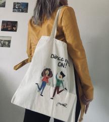 Tote bag Dance mood
