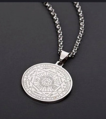 Oglica amulet Salamonov pečat