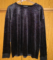 Zara svetlec pulover