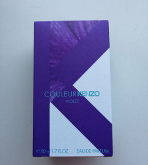 Kenzo couleur violet parfum