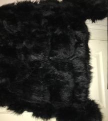Fake fur jakna