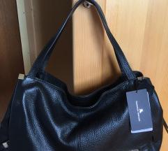 Nova usnjena ženska torba