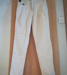 Zara basic poletne hlače