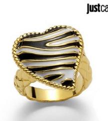 Just Cavalli prstan