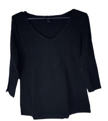 Črna basic majica