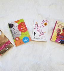 Knjige: žepnice (mešano)